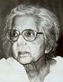 Smt. Aruna Asaf Ali