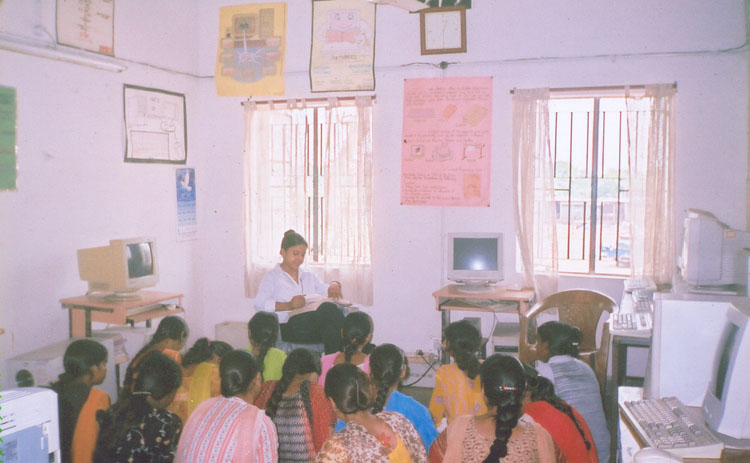 Computer Class at GRC
