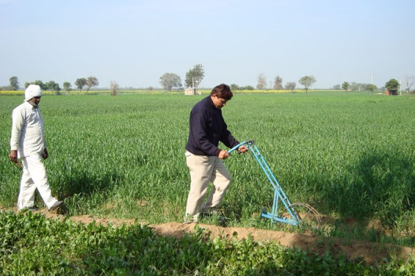 Farming Equipment at Khurrampur