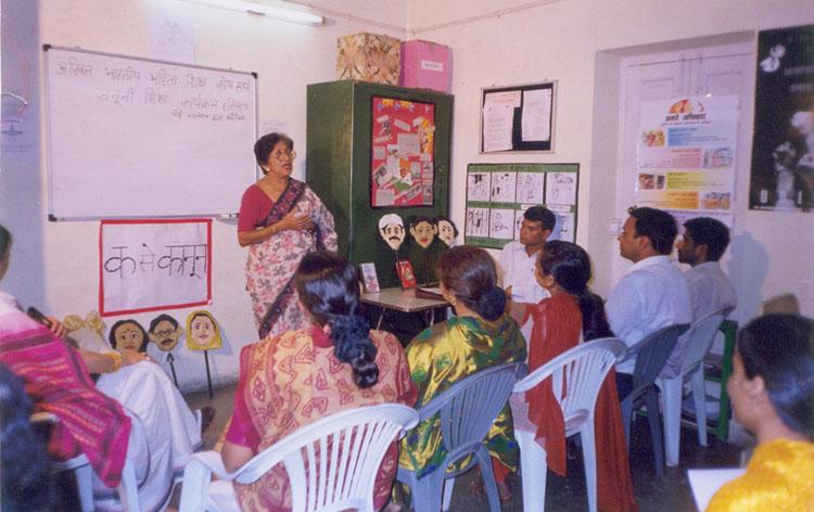Legal Awareness Program of Ford Foundation in Gurgaon