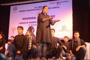 Performance of Nukkad Natak