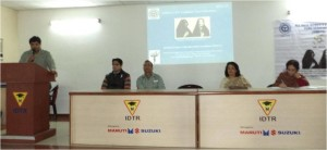Orientation Programme for MSIL Car Driving