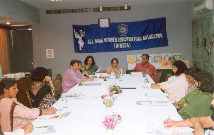 Shadow Round Table Meet at IIC, New Delhi