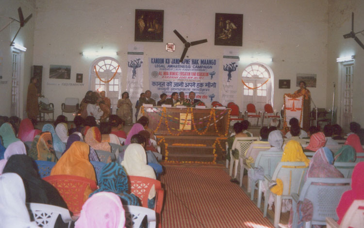 "Ford Foundation - ""Legal Awareness Programme for Rural Women"""