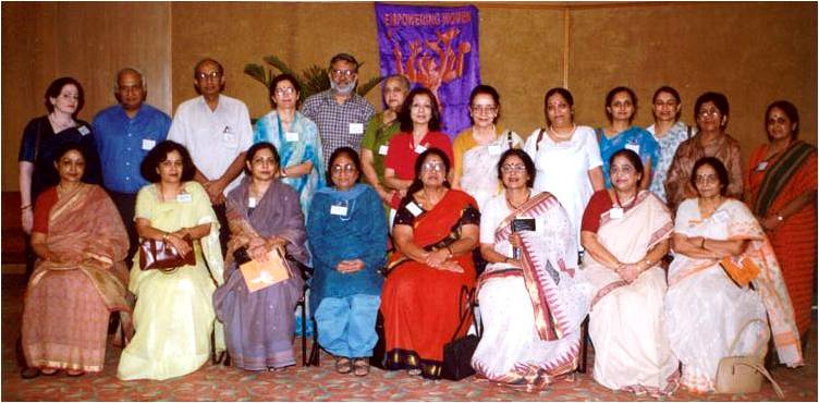 AIWEFA Executive with LIC Governing Body, 2003