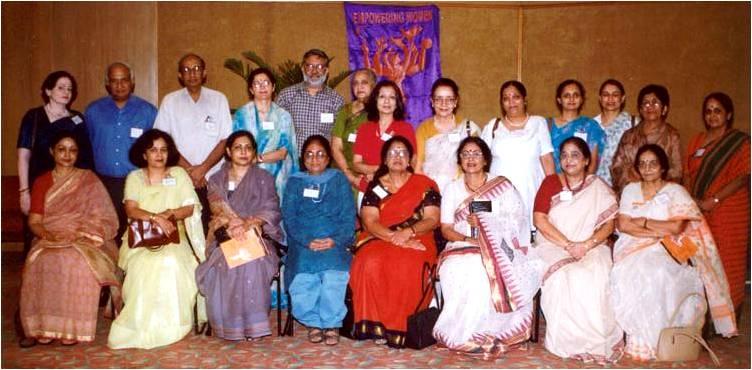 AIWEFA Executive with LIC Governing Body, 2003
