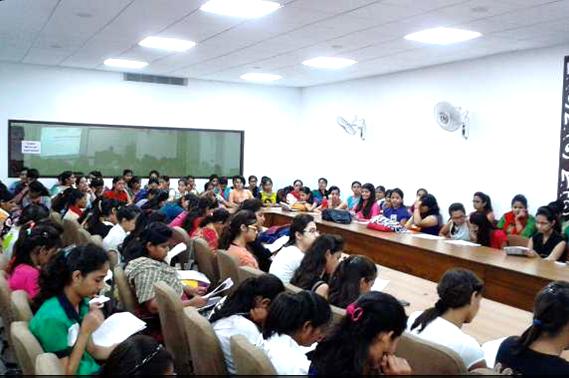 Cyber Security Workshop at Mata Sundri College, 1 Sep 2015 - 2