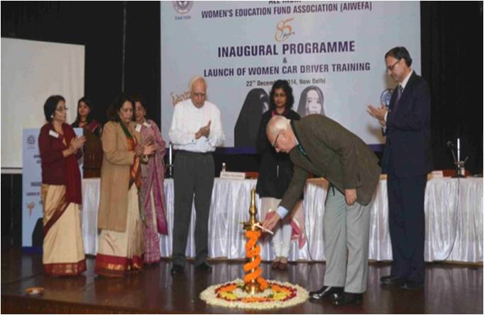 Inaugural Function 22nd Dec, 2014 at IIC