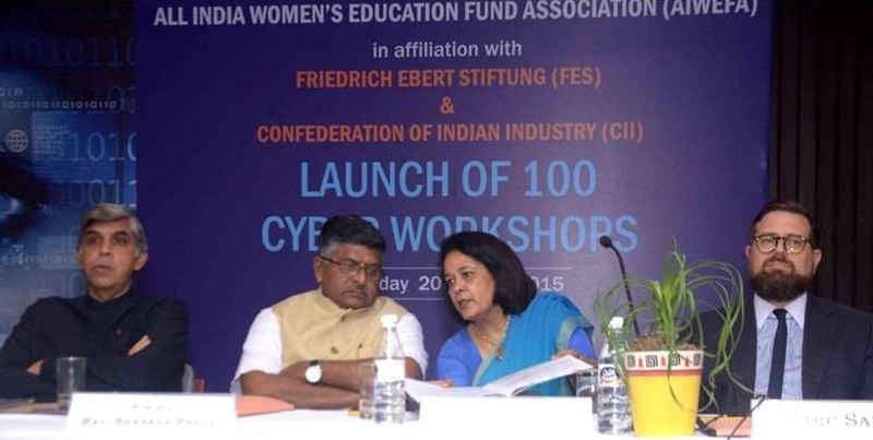 Launch of Cyber Workshops
