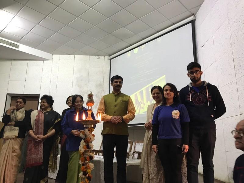 "Workshop on "" Promoting Intergenerational Bonding"" at Shivjaji College -2017"
